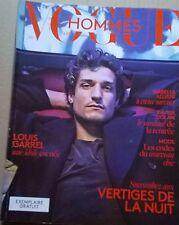 VOGUE HOMMES PARIS Magazine No 20 (A/W 2014/5) ,Louis Garrel, Xavier Dolan