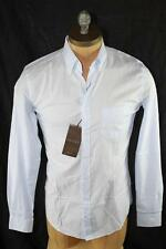 AUTH Gucci Men Classic Fit Long Sleeve Shirt 39 15.5
