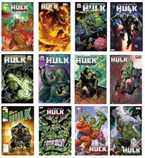 🤯 60% Off 📢 Marvel Comics Immortal Hulk #50 12 Cover Set 1-12 (Plz Read)