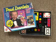 Paul Daniels Magic set 100 Peter Pan Playthings Old Vintage Kids Childrens Toy