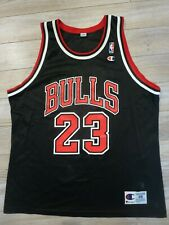 Michael Jordan 1993 NBA Finals Chicago Bulls Champion Jersey 48