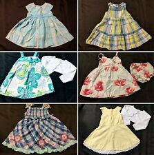 Baby Girl Size 18 Months Spring & Summer Clothing Lot