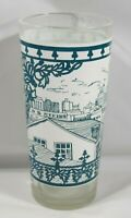 "MID CENTURY CLASSIC VINTAGE SOUVENIR ""NEW ORLEANS"" 6 1/2"" DRINKING GLASS"