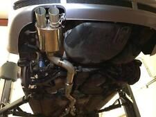 Klappenauspuff Abgasanlage Audi S4 und RS4 B5 90mm 2,7T Biturbo
