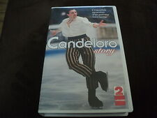 """VHS """"PHILIPPE CANDELORO STORY"""" patinage artistique"""