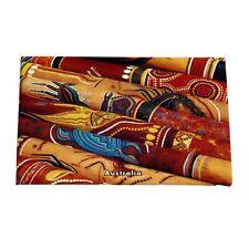 Fridge Magnet Metal Aboriginal Tribal Offerings Didgeridoos Australia Souvenir