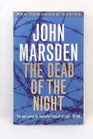 The Dead of the Night by John Marsden Tomorrow Series Astonishing Adventure used