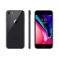 Factory Unlocked APPLE iPhone 8 64GB 256GB 12Mths Wty Multi Colours