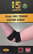 i5 joints Dual Pro Tennis Elbow Brace Golfer Elbow Brace Elbow Support
