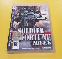 Soldier of Fortune Payback GIOCO PS3 VERSIONE ITALIANA
