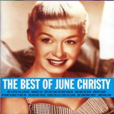 JUNE CHRISTY - THE BEST OF (NEW SEALED CD)