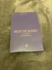 BTS Break The Silence Persona official Postcard