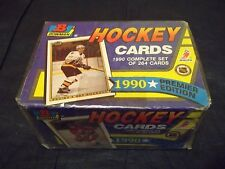 1990-91 Bowman Hockey Complete Sealed Factory Set #1-264