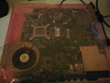 Dell Studio 1535 Used Motherboard CPU & Fan (CLEANED) TESTED Functional. 0M265C