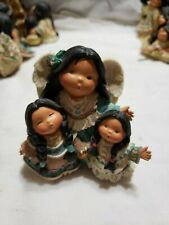 Friends Of The Feather~Three Voices One Heart 1999 Enesco Karen Hahn 3""