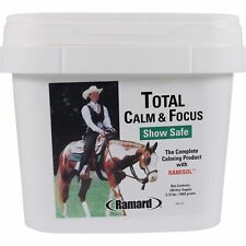 Total Calm & Focus Show Safe Supplement For Horses