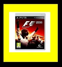 F1 2011 Formula one 2011 Sony PlayStation 3 PS3 Brand New
