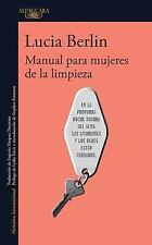 Manual para mujeres de la limpieza / A Manual for Cleaning Women: Selected St...