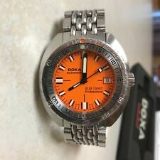 Doxa Sub 1000T Automatic Dive Watch Swiss Stainless Steel