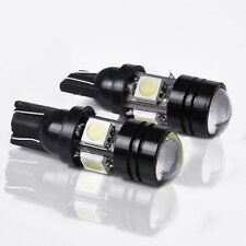 Car T10 LED W5W 196 168 LED Auto Lamp 12V 20W Light Bulbs With Projector Lens