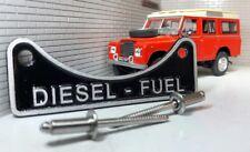 Land Rover Serie 3 Schutz TD5 Tdci Tdi Schloss Diesel Kraftstoff Einfüllstutzen