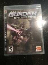Mobile Suit Gundam: Crossfire - for PLAYSTATION 3 PS3 - BRAND NEW FACTORY SEALED
