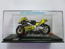 Modellino Moto GP scala 1:24 _ HONDA RS250RW Andrea Dovizioso (2005)