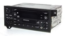 2001 Dodge Ram Van 2500 RAZ Radio AMFM CD CS w Upgrade Aux Input P04704383 SWC