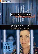 6 DVDs  * HINTER GITTERN - DER FRAUENKNAST : STAFFEL 9 # NEU OVP §