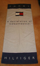 TOMMY HILFIGER Special Event DISPLAY a Declaration of Independence BANNER Ad