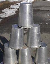 20 MAPLE SYRUP Sap BUCKETS + 20 Lids Signed GRIMM + 20 Taps Spouts Spiles