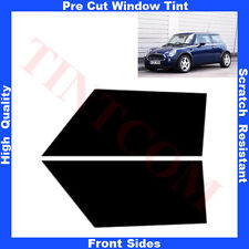 Pre Cut Window Tint Mini Cooper Hatchback 3D 2002- 2006 Front Sides Any Shade