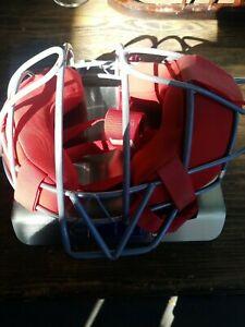 Catchers  face mask/ umpires  mask. Used