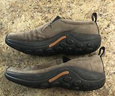 Merrell Jungle Moc Gunsmoke WP Waterproof  Slip-On Shoe Men's size 7