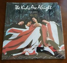 The Who (The Kids Are Alright) *Sealed* LP MCA2-11005