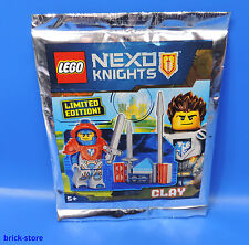 Lego ® nexo Knights 271712 Limited Edition/Clay con entrenamiento Station/polybag