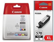 Original Canon PGI-570-XL+CLI-571 Multi 5er Patronenset, nur 52,90€ inkl.Versand