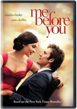 Me Before You [New Dvd] Ac-3/Dolby Digital, Dolby, Eco Amaray Case