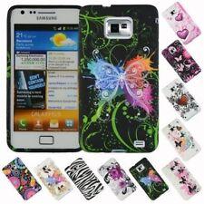 Fundas y carcasas de silicona/goma para teléfonos móviles y PDAs Samsung