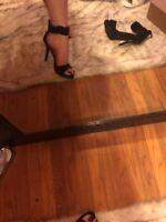 Target Zara Anne Michelle Women Sandals Size 10 Eur 41 New