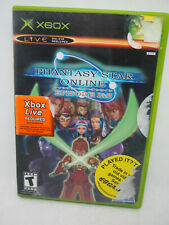 Phantasy Star Online: Episode I & II (Microsoft Xbox, 2003) No manual
