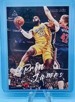 Lebron James 2019-20 Panini Chronicles Basketball Luminance Card #162 GEM💎