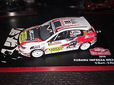Subaru Impreza WRX - Rally Monte Carlo 2010 - Olivier Burri