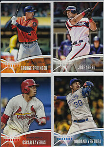 2014 Topps Update The Future Is Now Insert - Singles - Complete Your Set