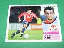 CHRISTOPHE LANDRIN LILLE OSC LOSC DOGUES PANINI FOOT 2003 FOOTBALL 2002-2003