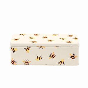 Emma Bridgewater Bumblebees Long Rectangular Storage Tin