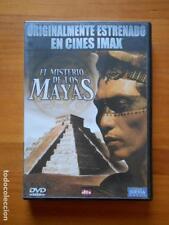 DVD EL MISTERIO DE LOS MAYAS - IMAX (Q4)