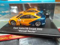 Schuco 1/43 Opel Astra V8 Coupé 2002 #7 Neuf En Boite