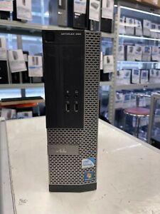 PC DE BUREAU DELL OPTIPLEX 390 Pentium G630 2.7ghz 4Go 250Go DVD-RW Win 10
