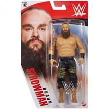 Braun Strowman Basic Series 112 Mattel Brand New Sealed WWE Action Figure